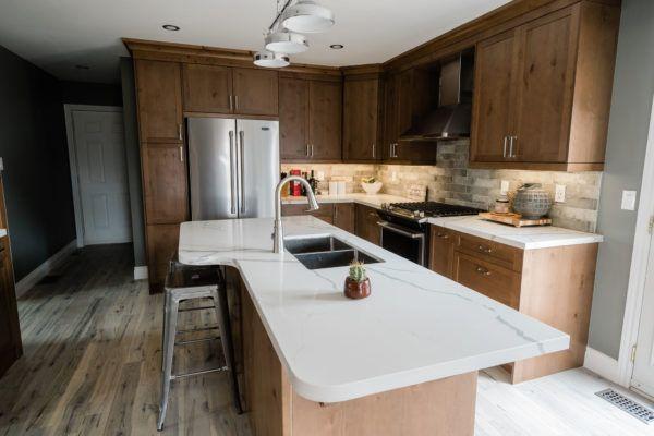 kitchen reno
