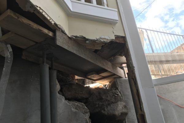 main street stouffeville structural repair