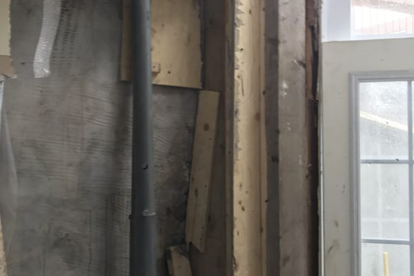 main street stouffville structural repair