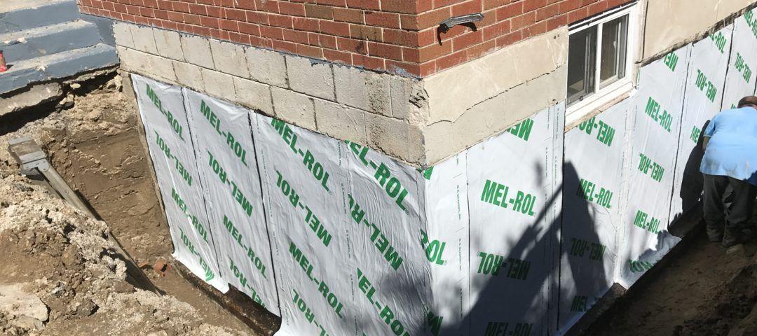 waterproofing exterior